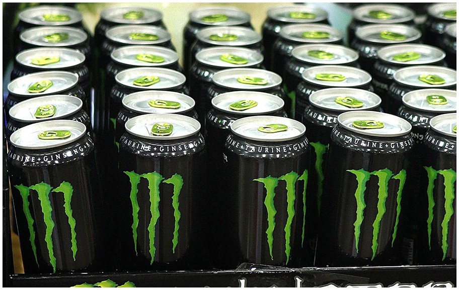 24 16oz Cans of Monster Energy Drink