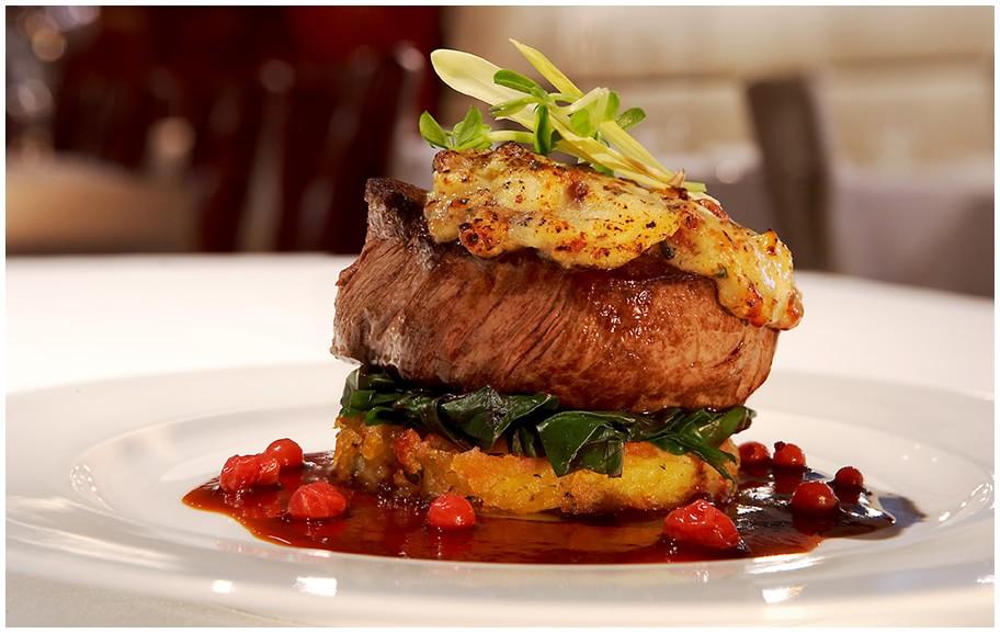 AG Inspired Cuisine -Sterling Silver Tenderloin of Beef
