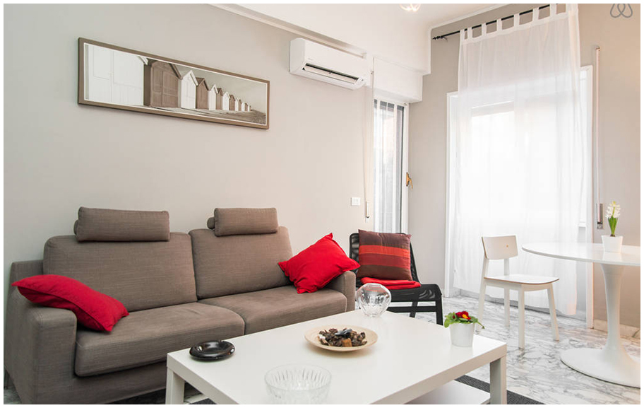 Central Rome Pateta apartment for a month