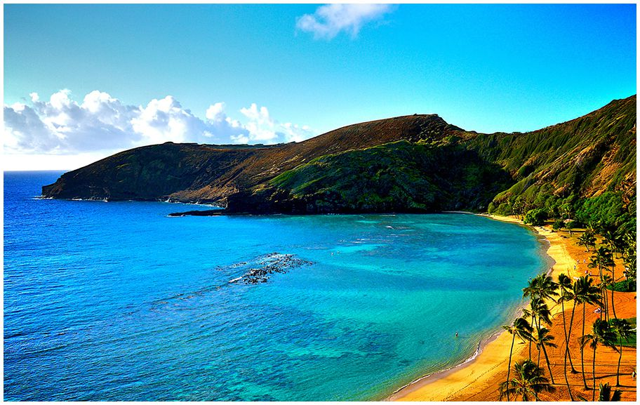 Hawaii in a 7-day cruise