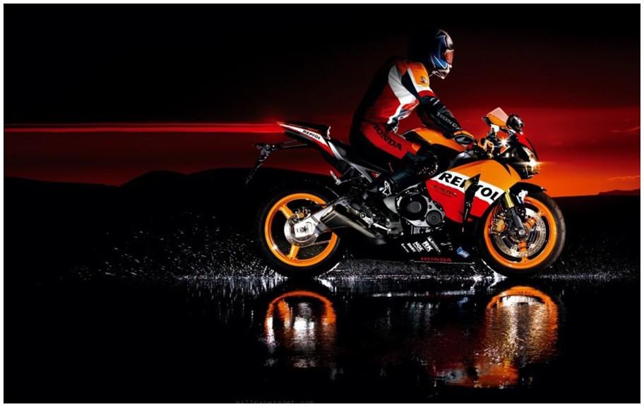 Honda Repsol Motorcycle