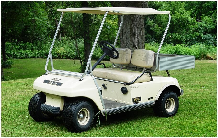 A Golf Cart