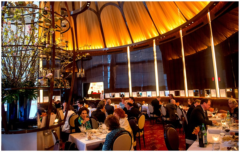 A Lavish Dinner at Le Cirque with 30 friends