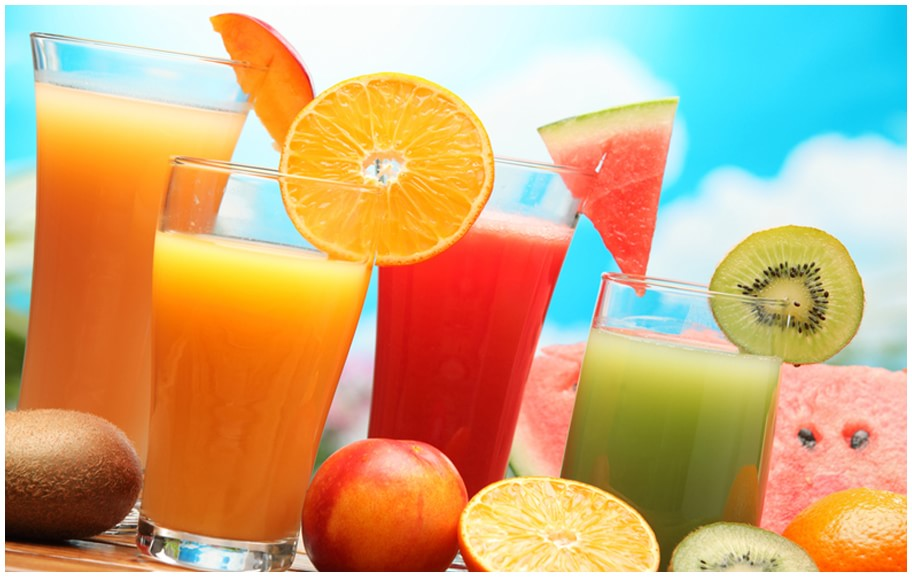 Assorted Fruit Drinks