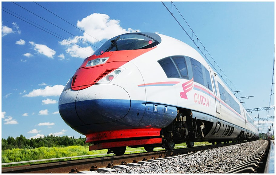 the bullet train round trip